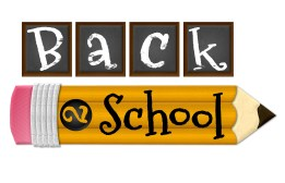 BACK TO SCHOOL AUGUST 29TH!